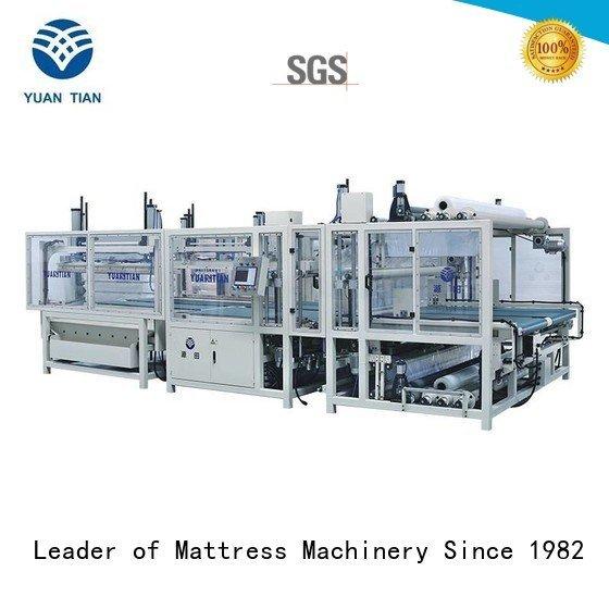 foam mattress making machine rollpack qw4 packing poket