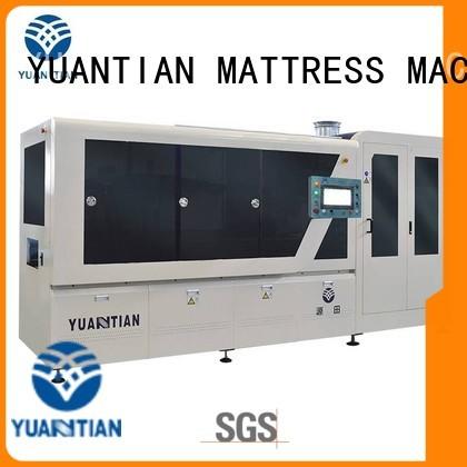 line automatic YUANTIAN Mattress Machines Brand Automatic Pocket Spring Machine