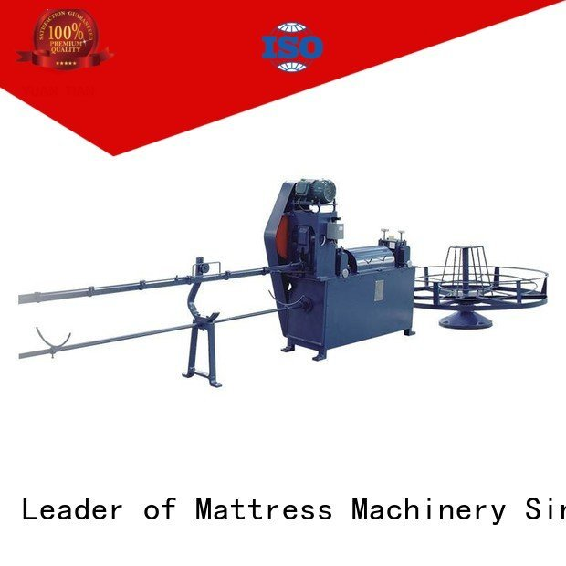 OEM foam mattress making machine wire unpressing automatic mattress packing machine