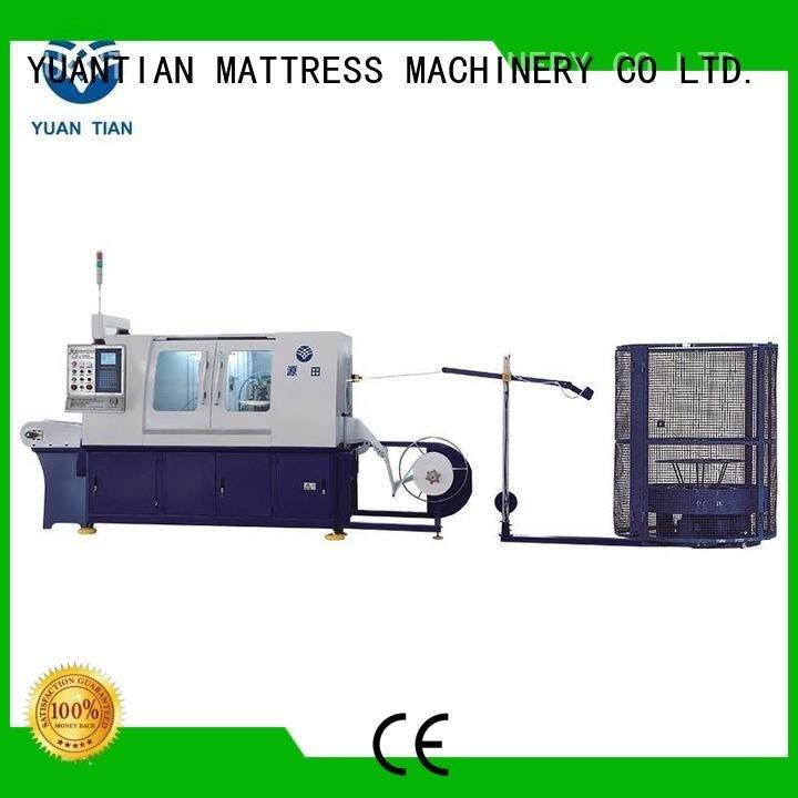 OEM Automatic High Speed Pocket Spring Machine speed assembling Automatic Pocket Spring Machine