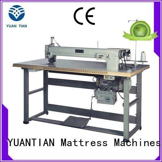 Custom arm Mattress Sewing Machine decorative singer  mattress  sewing machine price