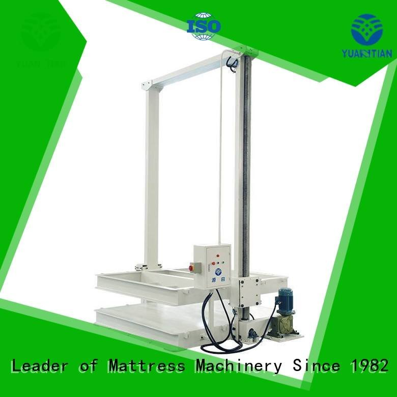 YUANTIAN Mattress Machines mattress packing machine pneumatic spring unit bending