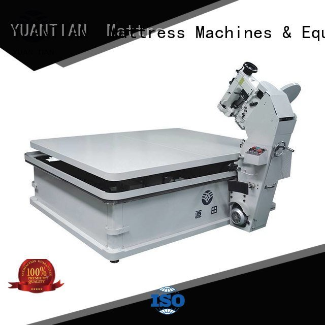 tape wb3a wb4a mattress tape edge machine YUANTIAN Mattress Machines