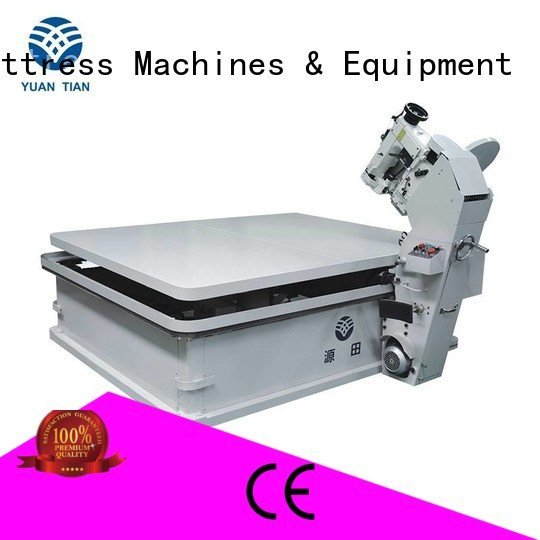 binding mattress machine mattress tape edge machine YUANTIAN Mattress Machines