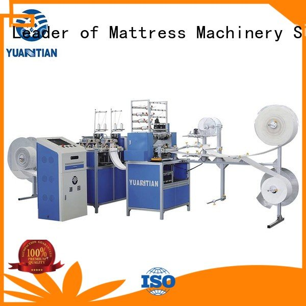 side multineedle quilting single YUANTIAN Mattress Machines quilting machine for mattress