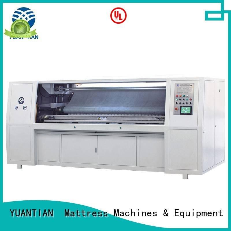 Automatic Pocket Spring Assembling Machine assembling Pocket Spring Assembling Machine YUANTIAN Mattress Machines Brand