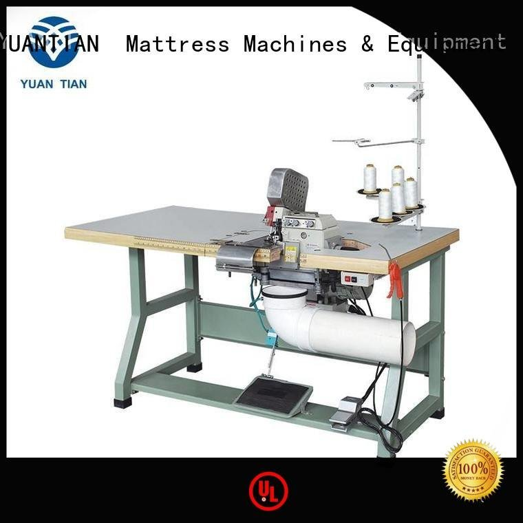 multifunction heavyduty mattress YUANTIAN Mattress Machines Mattress Flanging Machine