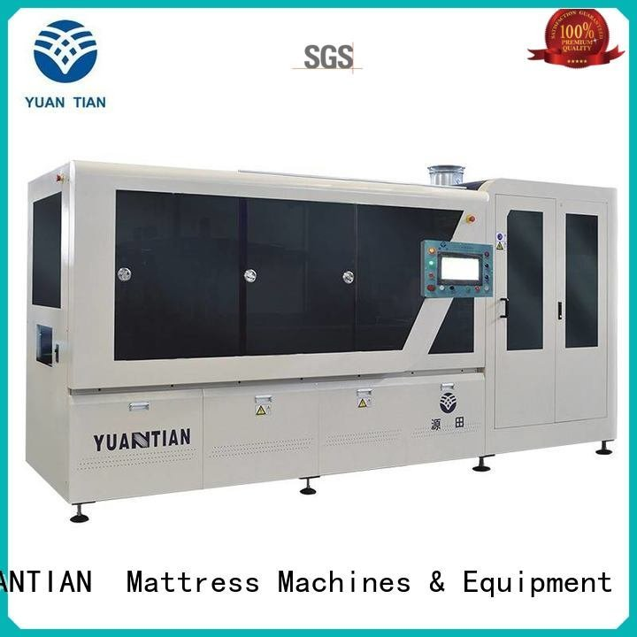 Automatic Pocket Spring Machine coiling production spring assembling