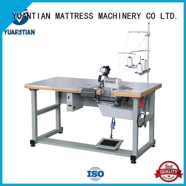 YUANTIAN Mattress Machines Brand ds8a ds7a Mattress Flanging Machine ds5 ds5b