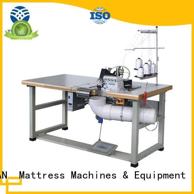 Hot Double Sewing Heads Flanging Machine machine double heavyduty YUANTIAN Mattress Machines Brand