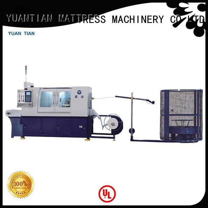 YUANTIAN Mattress Machines machine Automatic High Speed Pocket Spring Machine pocketspring spring
