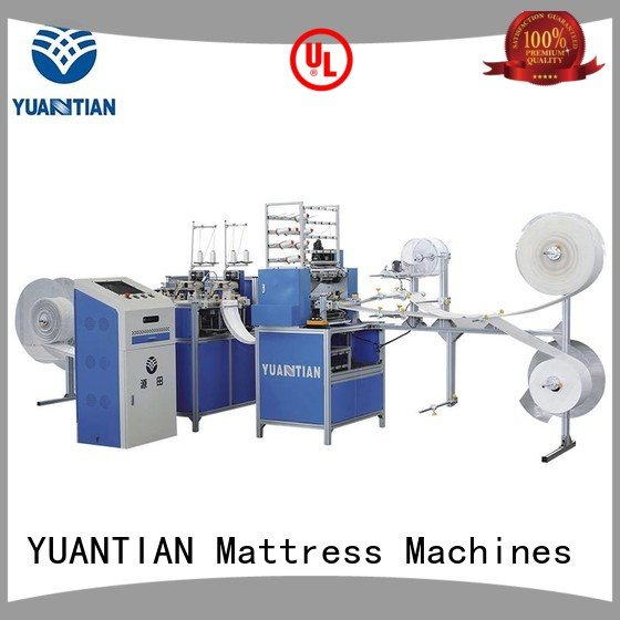 Wholesale border double quilting machine for mattress YUANTIAN Mattress Machines Brand