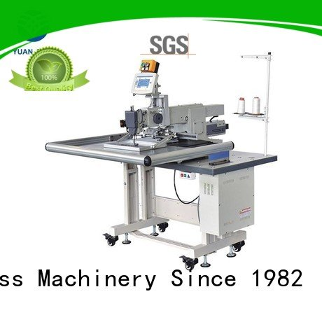 label longarm autimatic Mattress Sewing Machine YUANTIAN Mattress Machines
