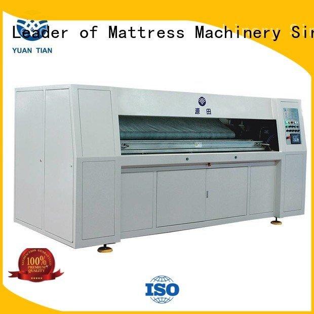 Automatic Pocket Spring Assembling Machine dn4a dn3a OEM Pocket Spring Assembling Machine YUANTIAN Mattress Machines