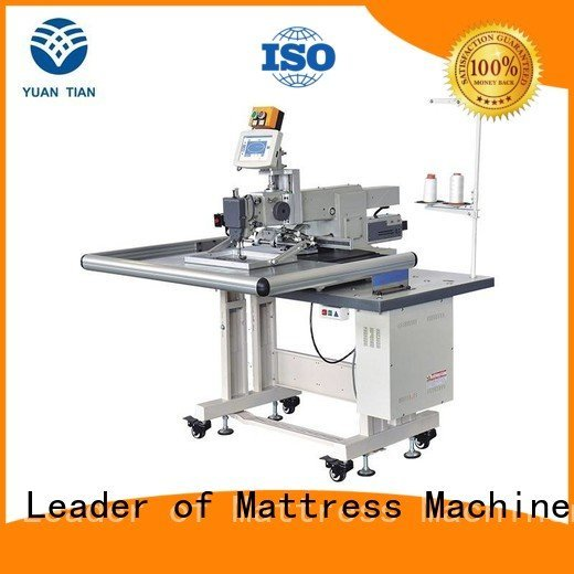 YUANTIAN Mattress Machines Mattress Sewing Machine long mattress label decorative