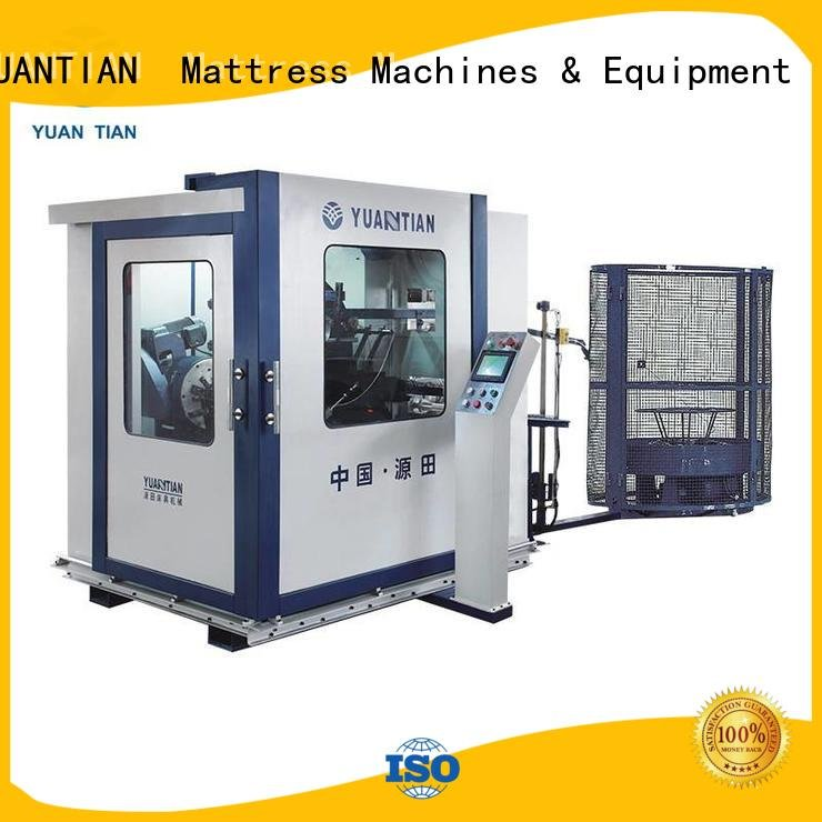 coiler automatic machine bonnell spring machine YUANTIAN Mattress Machines