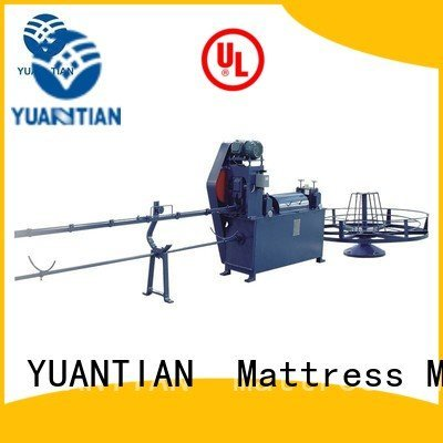 YUANTIAN Mattress Machines Brand machine foam mattress making machine qw4 zx1