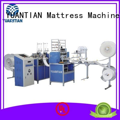 multineedle heads quilting machine for mattress needle YUANTIAN Mattress Machines