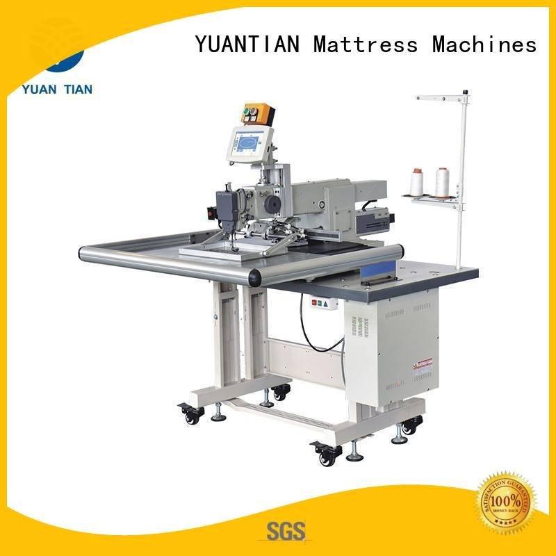 border dc1 long YUANTIAN Mattress Machines singer  mattress  sewing machine price