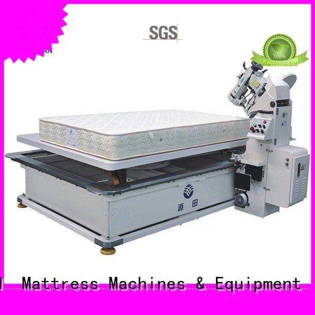 mattress tape edge machine table YUANTIAN Mattress Machines Brand mattress tape edge machine
