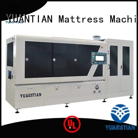 Hot Automatic Pocket Spring Machine pocketspring dtdx012 dzg1 YUANTIAN Mattress Machines Brand