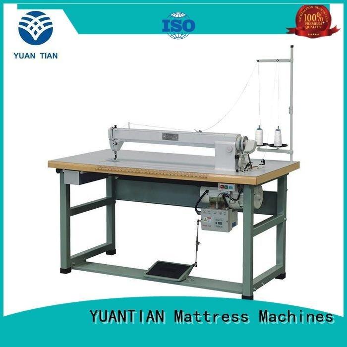 Hot Mattress Sewing Machine computerized YUANTIAN Mattress Machines Brand