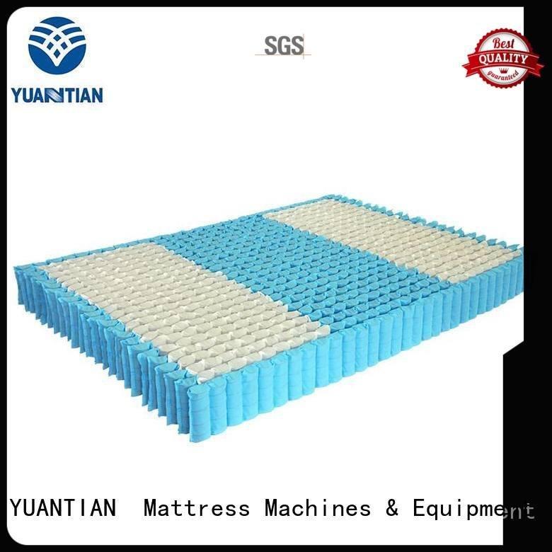 bottom mattress spring unit YUANTIAN Mattress Machines Brand
