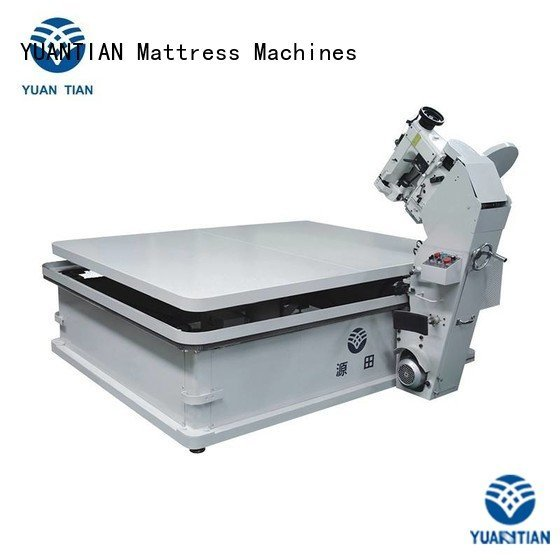 YUANTIAN Mattress Machines table wb3a wb1 mattress tape edge machine pf300u