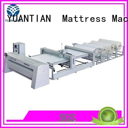 quilting sa330 quilting machine for mattress price YUANTIAN Mattress Machines