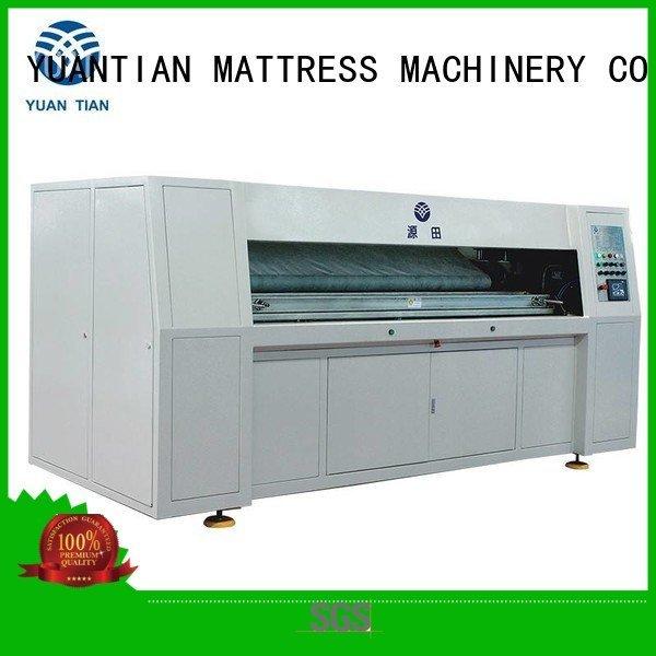 automatic spring assembling Automatic Pocket Spring Assembling Machine YUANTIAN Mattress Machines
