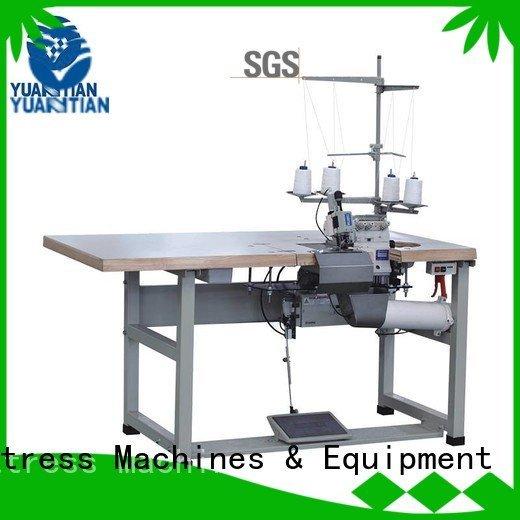 OEM Mattress Flanging Machine double heavyduty Double Sewing Heads Flanging Machine