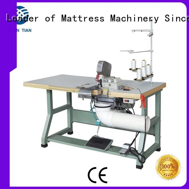 Double Sewing Heads Flanging Machine multifunction heads sewing mattress