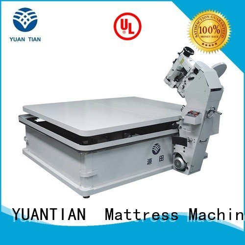 top mattress YUANTIAN Mattress Machines mattress tape edge machine