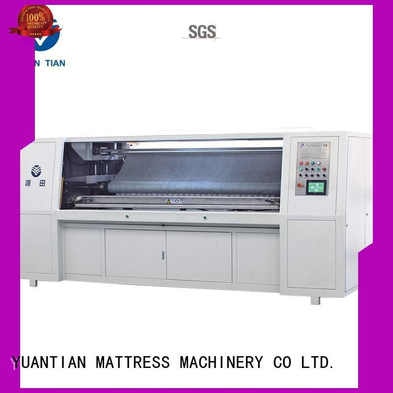 spring machine dn3a YUANTIAN Mattress Machines Pocket Spring Assembling Machine