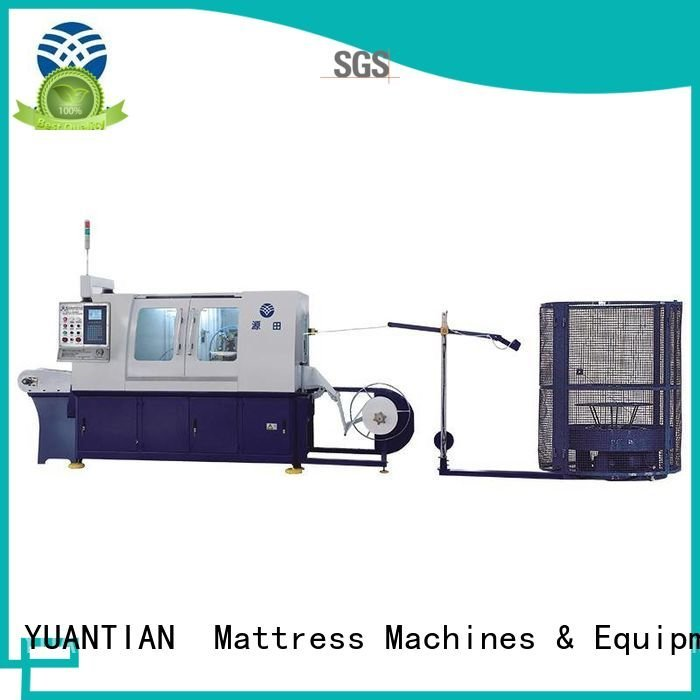 Automatic Pocket Spring Machine spring pocketspring Automatic High Speed Pocket Spring Machine YUANTIAN Mattress Machines Brand