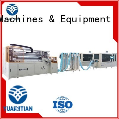 coiler high line Automatic Pocket Spring Machine YUANTIAN Mattress Machines Brand