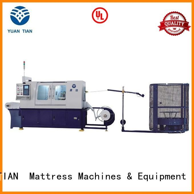 Automatic Pocket Spring Machine pocketspring Automatic High Speed Pocket Spring Machine machine