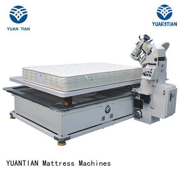 wpg2000 wb4a edge YUANTIAN Mattress Machines mattress tape edge machine