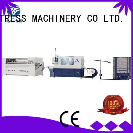 assembler spring automatic Automatic High Speed Pocket Spring Machine YUANTIAN Mattress Machines