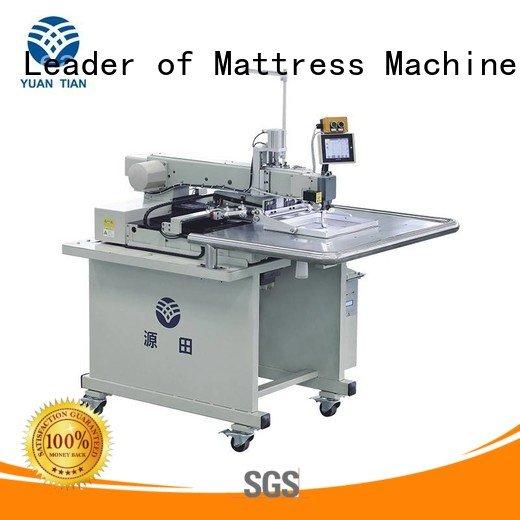 singer  mattress  sewing machine price computerized YUANTIAN Mattress Machines Brand Mattress Sewing Machine