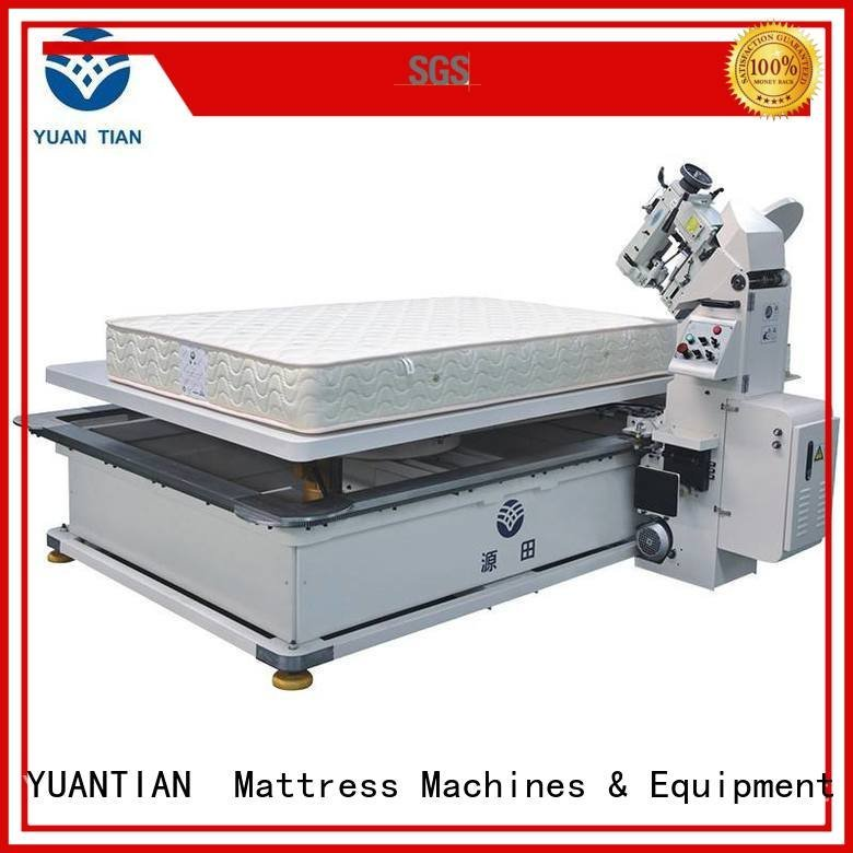 YUANTIAN Mattress Machines mattress tape edge machine top wb3a wb4a edge