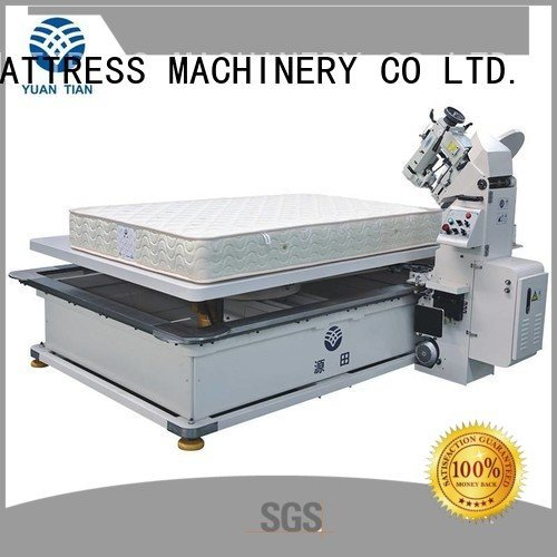 mattress Custom top mattress tape edge machine table mattress tape edge machine tape
