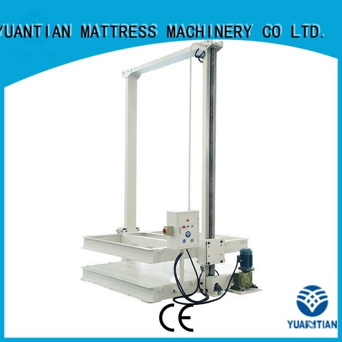 foam mattress making machine rollpack cc1 OEM mattress packing machine YUANTIAN Mattress Machines