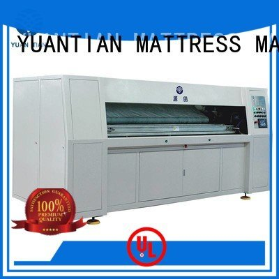 assembling spring YUANTIAN Mattress Machines Automatic Pocket Spring Assembling Machine