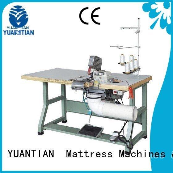 Custom Mattress Flanging Machine machine sewing ds5 YUANTIAN Mattress Machines