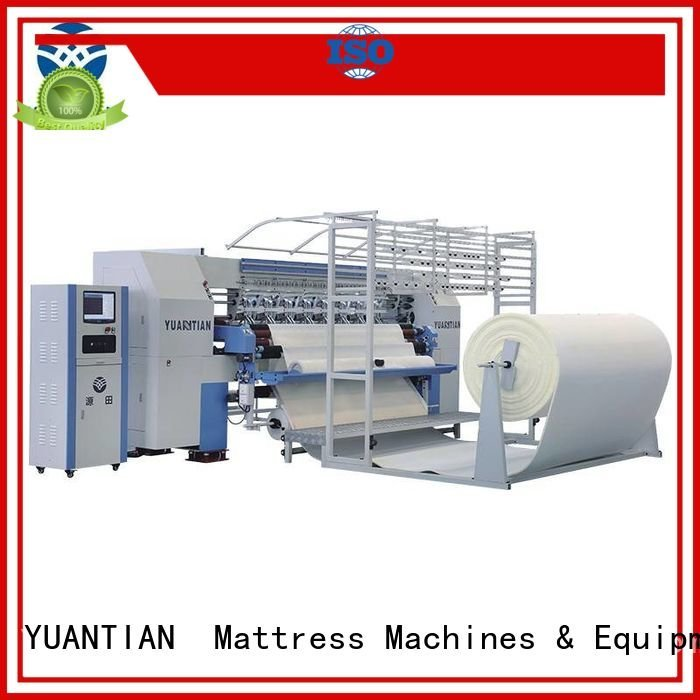 OEM quilting machine for mattress border needle quilting machine for mattress price