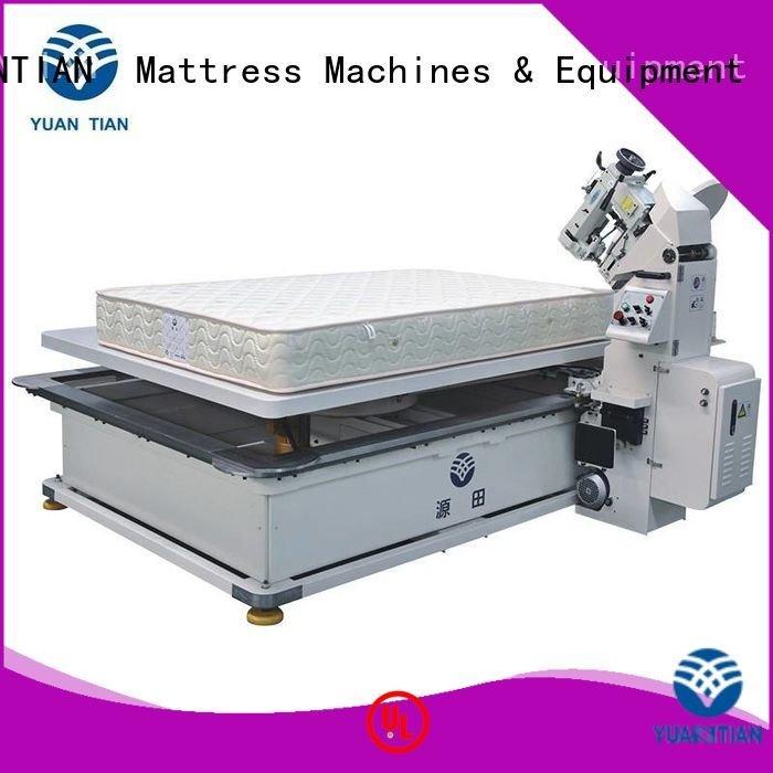 Hot mattress tape edge machine edge mattress tape edge machine machine YUANTIAN Mattress Machines
