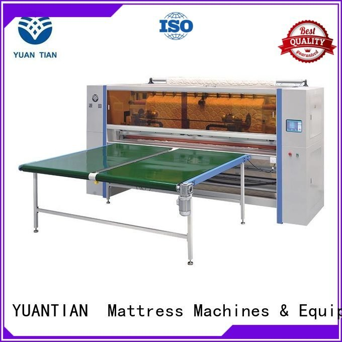 Mattress Cutting Machine Supplier machine Mattress Cutting Machine YUANTIAN Mattress Machines