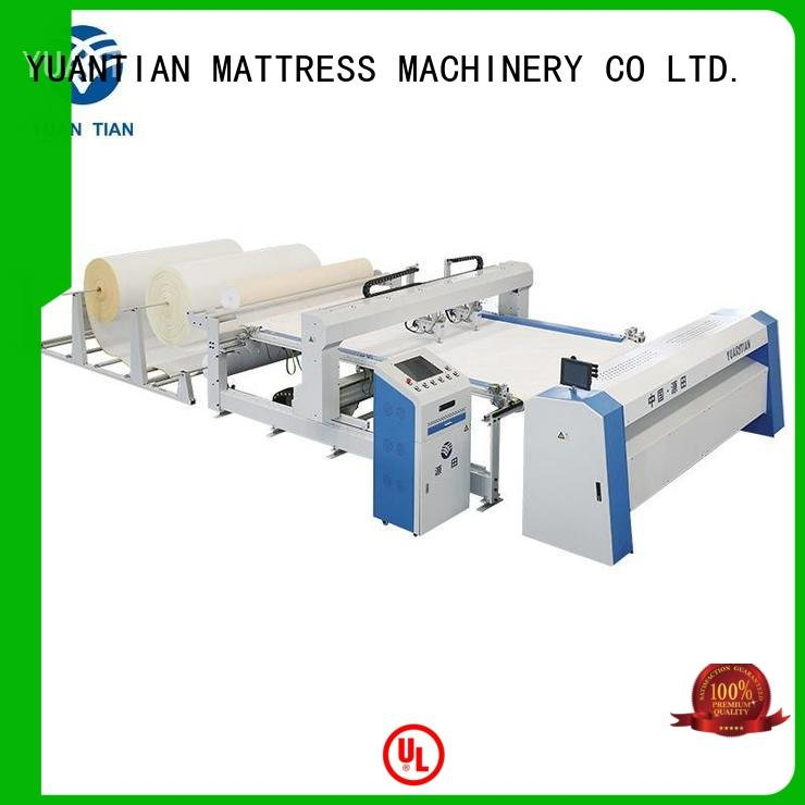 Custom bhf1 quilting machine for mattress border quilting machine for mattress price