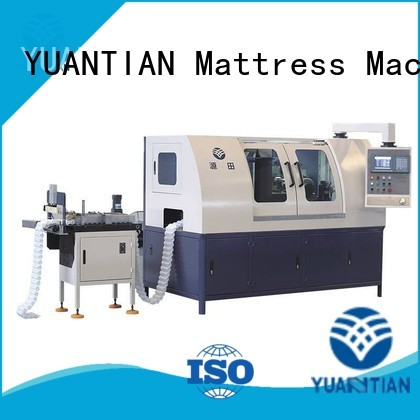 machine automatic pocket coiler Automatic High Speed Pocket Spring Machine YUANTIAN Mattress Machines